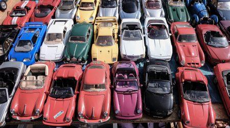 gestolen auto's in beslag genomen revindicatie