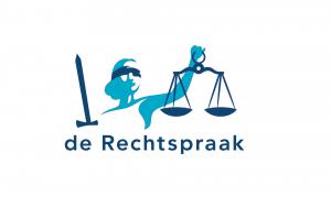 logo rechtspraak bij artikel over smartengeld