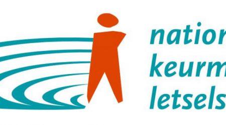 logo nationaal keurmerk letselschade van de letselschaderaad